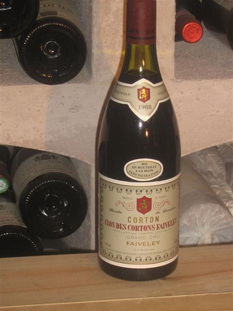 Pour Dame LR et ceux qui aiment le vin ........