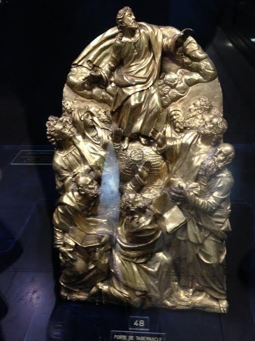 Le trésor de la cathédrale Saint-Jean ......
