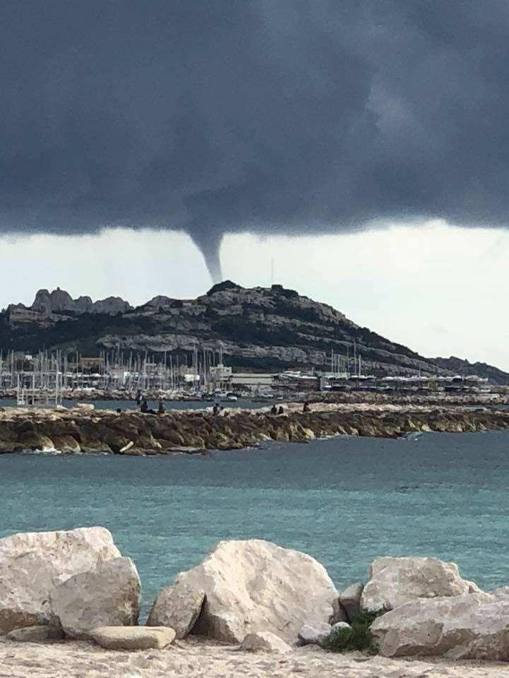 Hier à Marseille !
