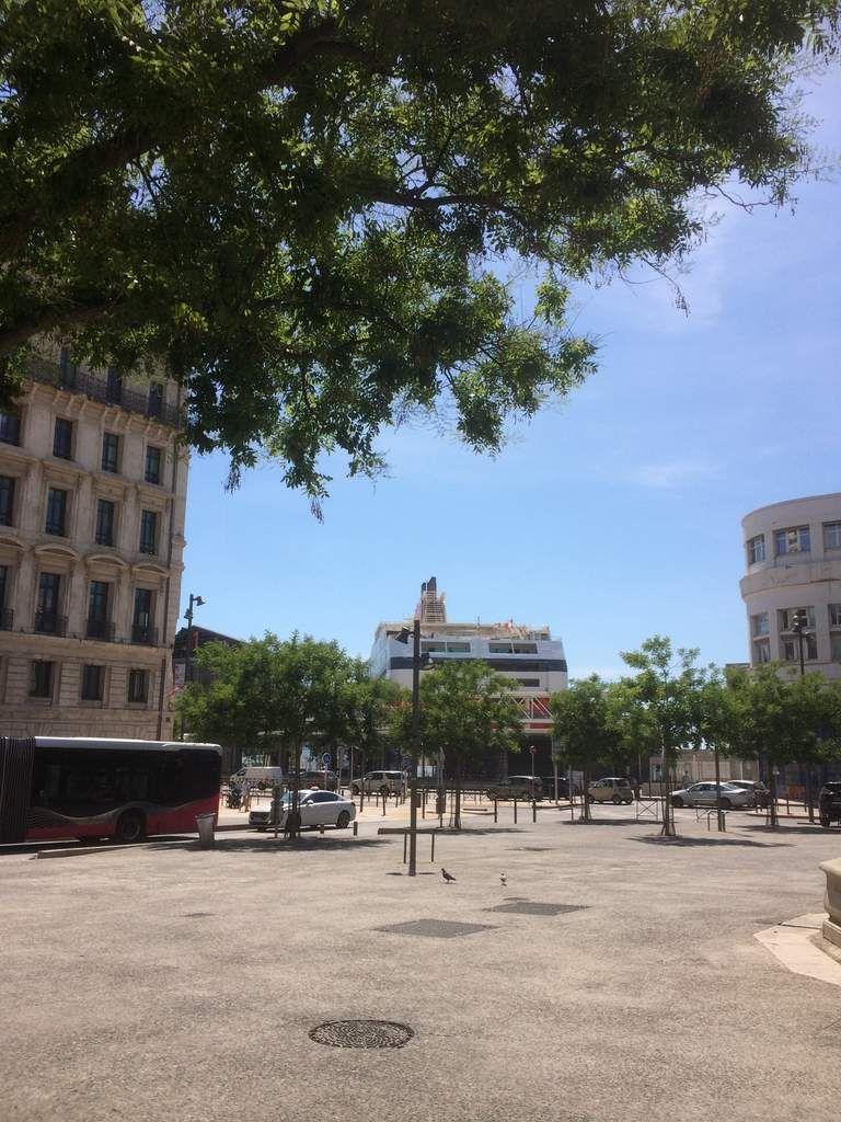 Marseille, la Joliette !