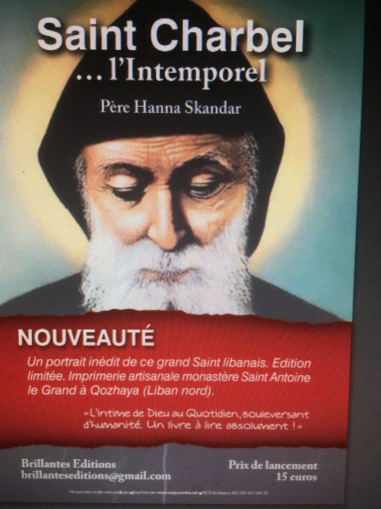 Saint Charbel !