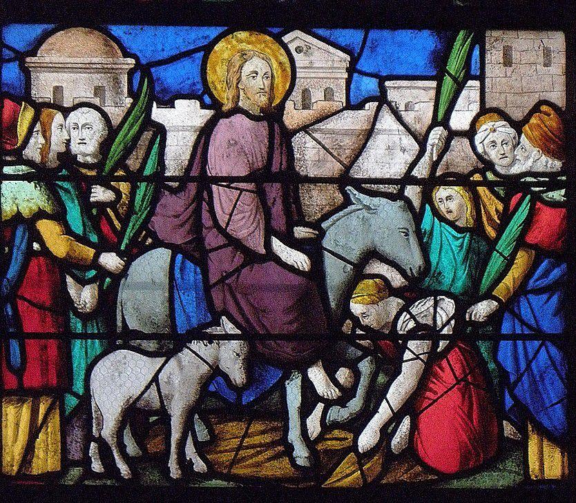 Bon et Saint Dimanche des Rameaux à tous!