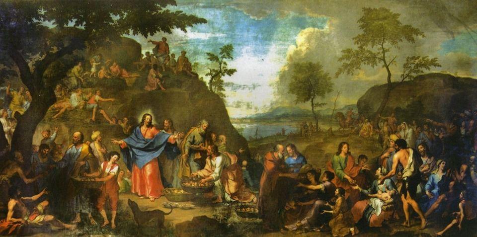 Bon et Saint Dimanche à tous !