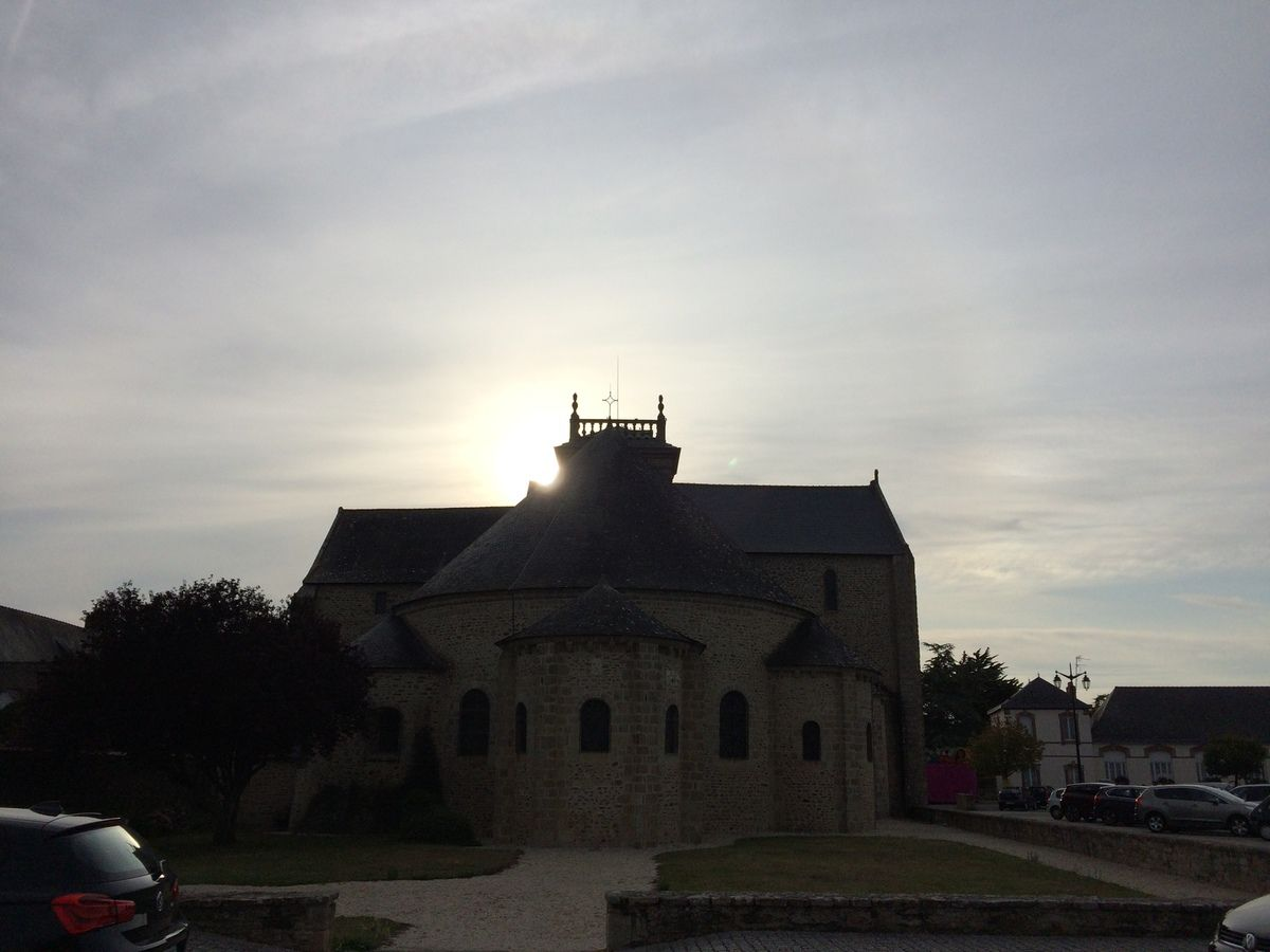 Abbatiale de Saint Gildas de Rhuys