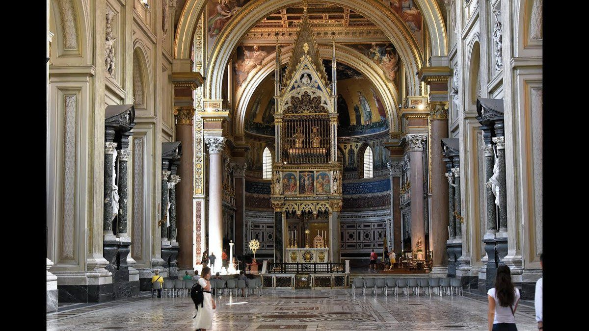 Saint Jean de Latran, Rome