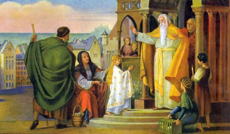 Présentation de la Sainte Vierge