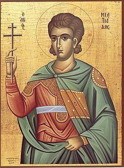 Saint Miltiade pape en 311