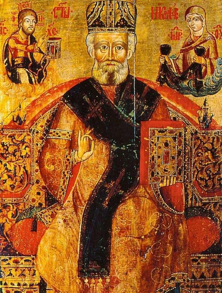 Saint Sylvestre I, pape.