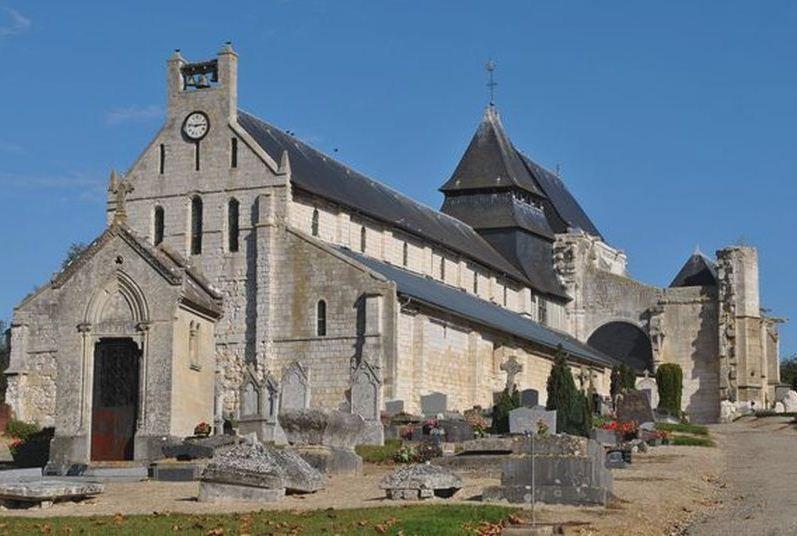 Eglise Saint Valentin de Jumièges
