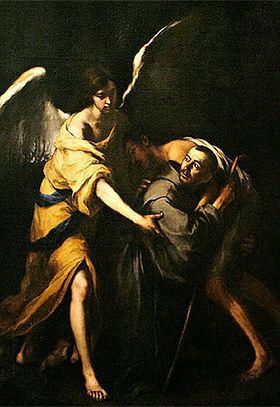 Saint Jean de Dieu par Bartolome Esteban MURILLO