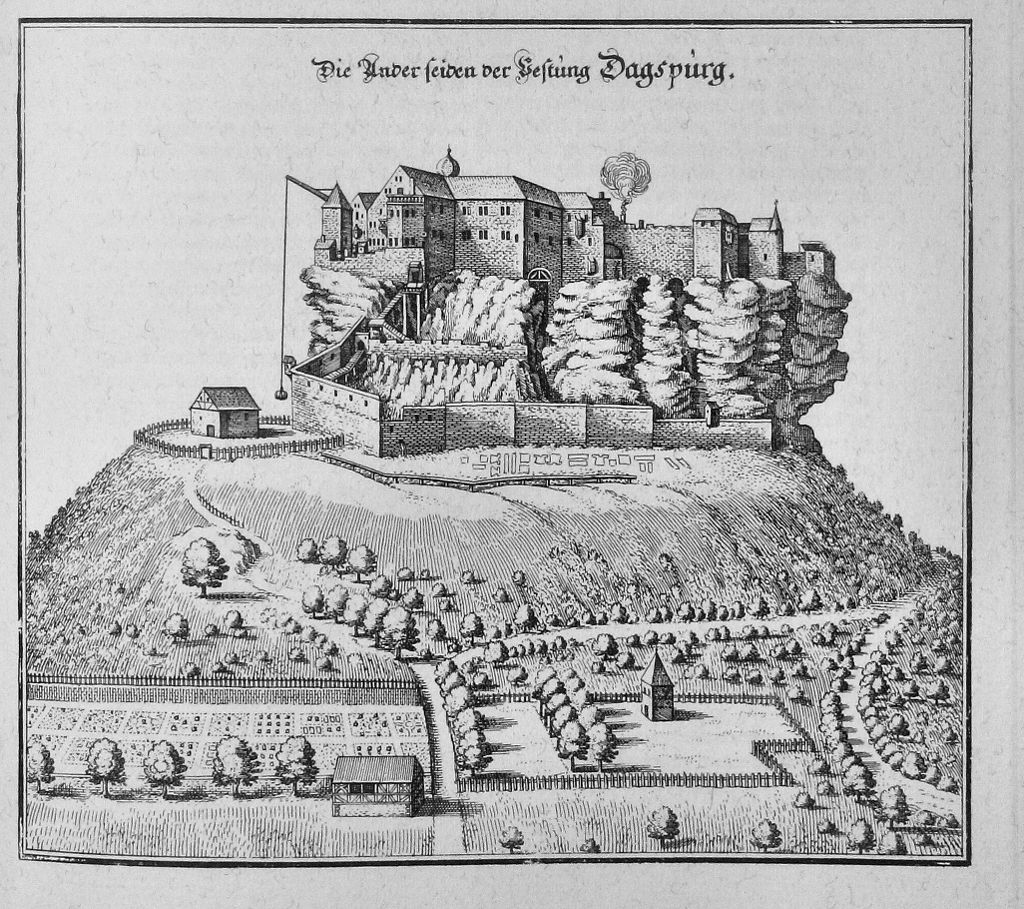 Château de Dagsbourg ou Dabo