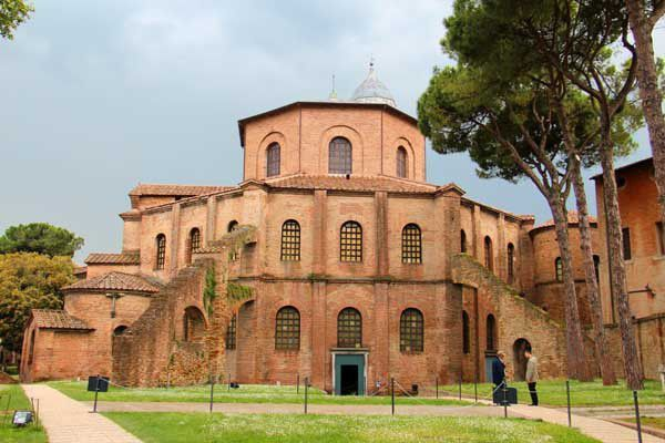Basilique Saint Vitale à Ravenne