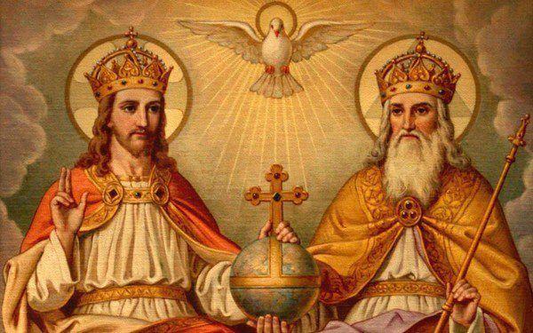 Bon et Saint Dimanche de la Sainte Trinité à tous !