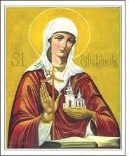 Sainte Etheldrede ou Audry ou encore Audrey