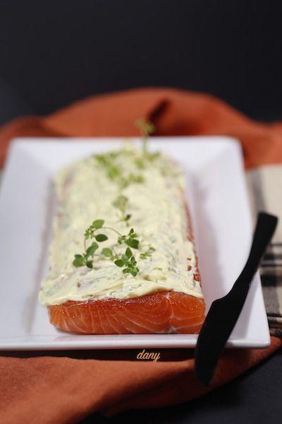 Du saumon pour Noël....