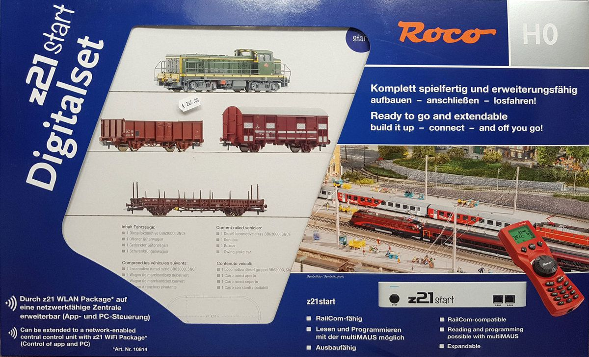 Exposition MODEL TRAINS 2019