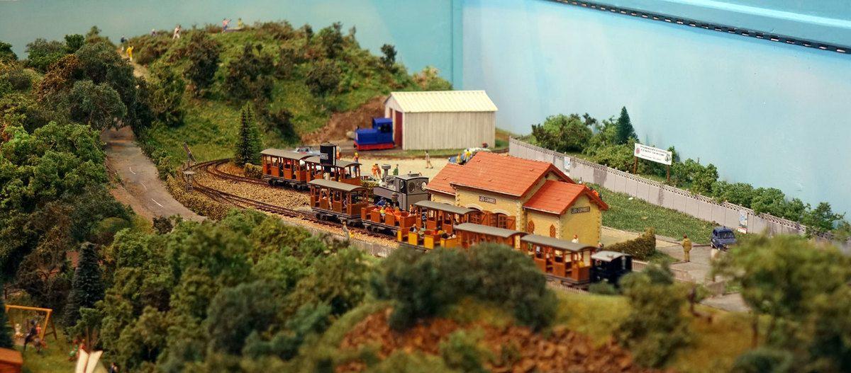 Train des Combes (HOe) du club du Creusot.