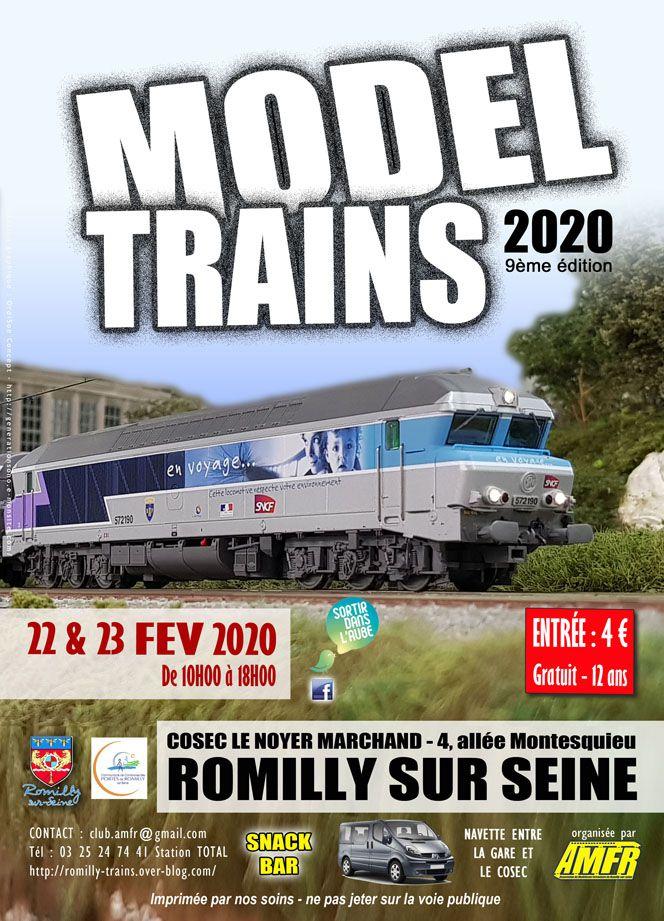 MODEL TRAINS 2020