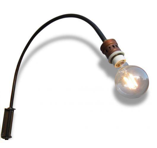 luminaire PETITE  ROTULE ORIENTABLE LAITON  MASSIF Lampe cocotte applique