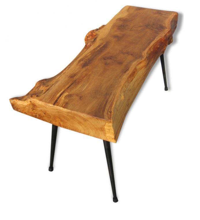 table tronc d arbre design table repas arbre teck comuny image with table tronc d arbre design. Black Bedroom Furniture Sets. Home Design Ideas