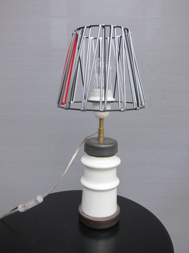 LAMPE PHARE SCOUBIDOUS TRICOLORE - 50 euros