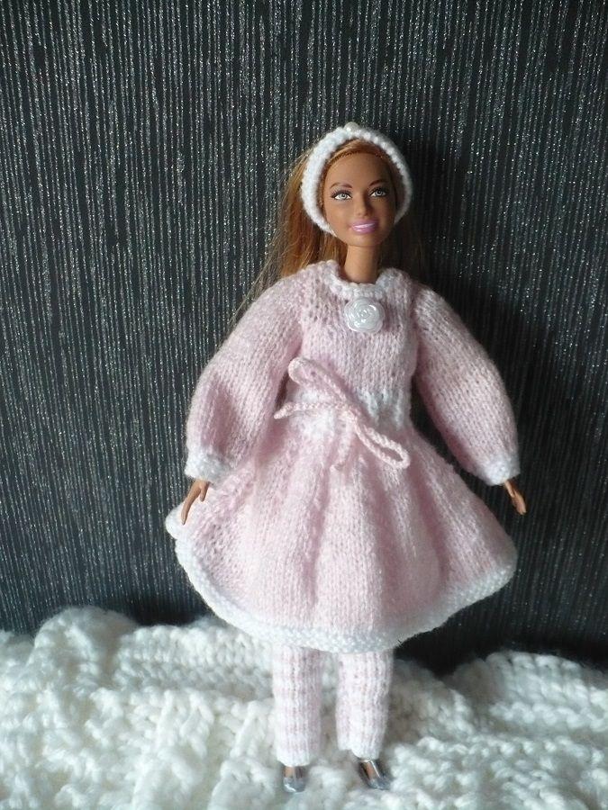 Barbie fait du patinage