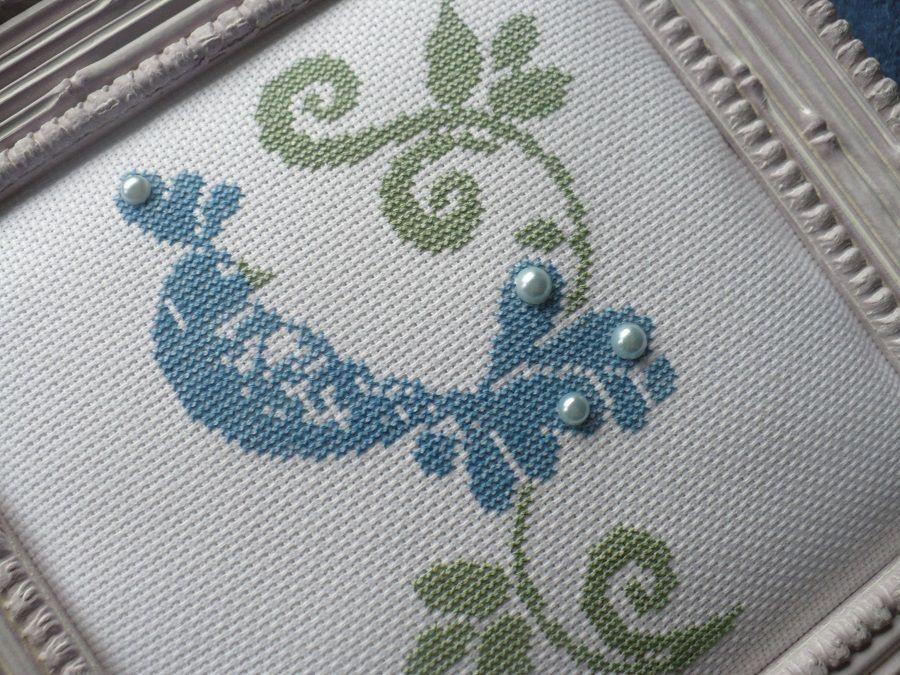 L'Oiseau Bleu de Vava