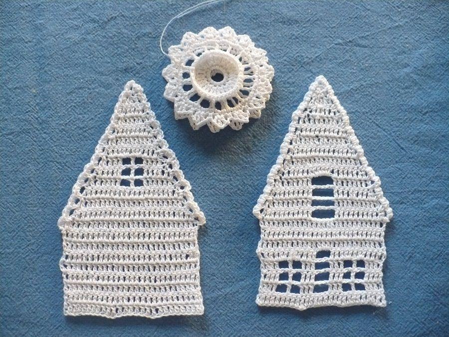 Mon Village Blanc : le moulin à roue