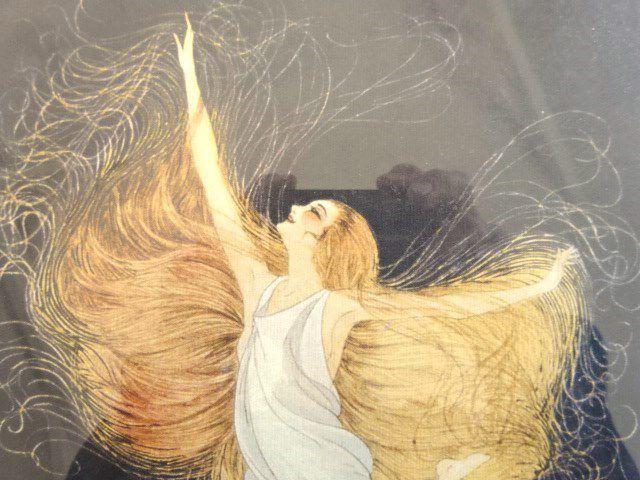 * Visuel L'Oréal d'Or pour Blondir, Jean-Claude 1927, Cl. Elisabeth Poulain