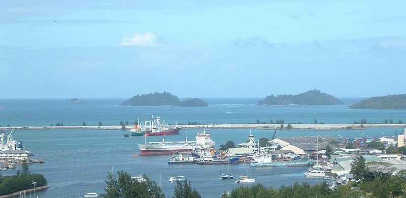 Seychelles, Port Victoria, Clipper, le port, wikipedia