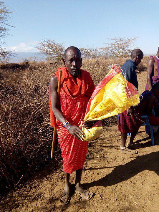 Maasai ... News ... et traduction de la vidéo