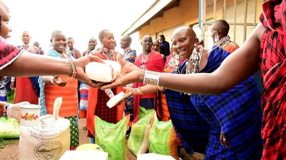 De l'aide pour un village Maasai du Kenya