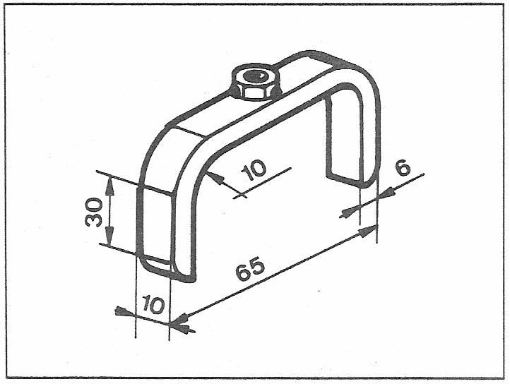 Outil démontage pompe carburant GTi