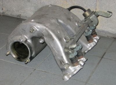 Tubulure d'injection 205GTi