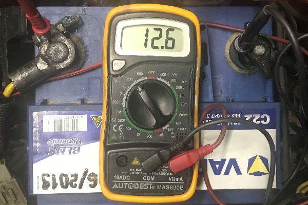Calibre 200VDC