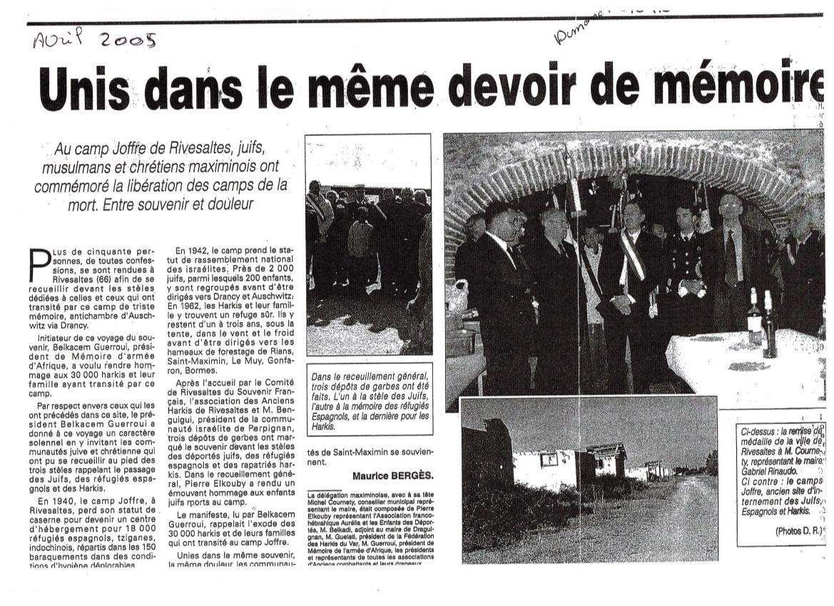 France: 50 ans après, le camp de Rivesaltes révèle ses mémoires enfouies