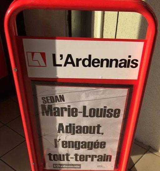 vote Marie-Louise, l'engagée tout-terrain , fille de harki