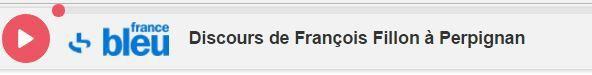 François Fillon tente de séduire les harkis de Perpignan