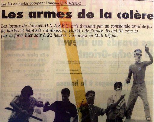 Aux Harkis, la patrie non reconnaissante, Emotions : Aux Harkis, la patrie non reconnaissante France Culture