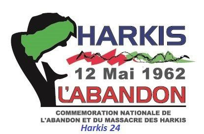 Agenda, des dates de rassemblements, pour la Reconnaissance, la mémoire, et la culture des harkis.