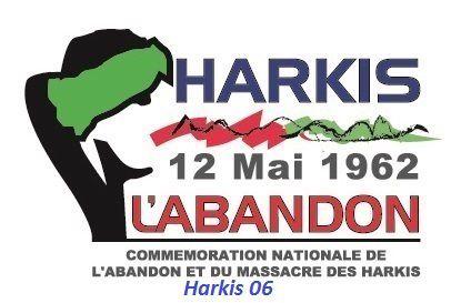 Commémoration abandon des harkis le Vendredi 12 mai 2017 à MOUANS SARTOUX (06)
