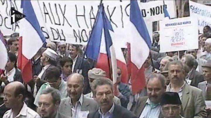 Retour en arrière- Souvenez-vous le 19 MARS 1980  les Harkis de Roubaix (59)