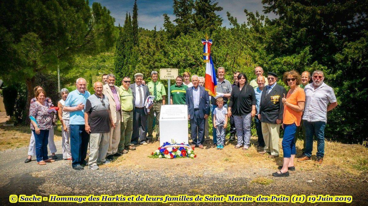 Les Harkis mis à l'Honneur, une journée très émouvante à Saint-Martin-des-puits (11)