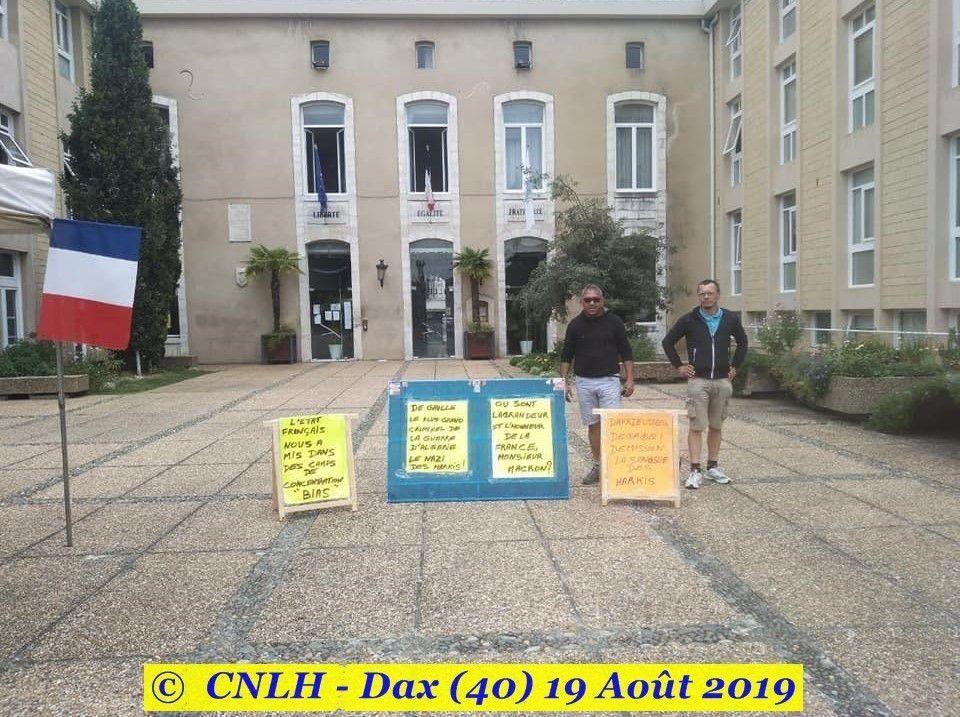 Marche de Bias (47) à Biarritz (64) du 14 Août au 24 Août 2019