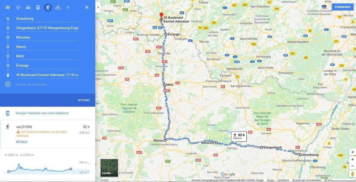 Tour de France, 14 juillet au 25 Septembre 2019, Marche de la fierté Harki (18)