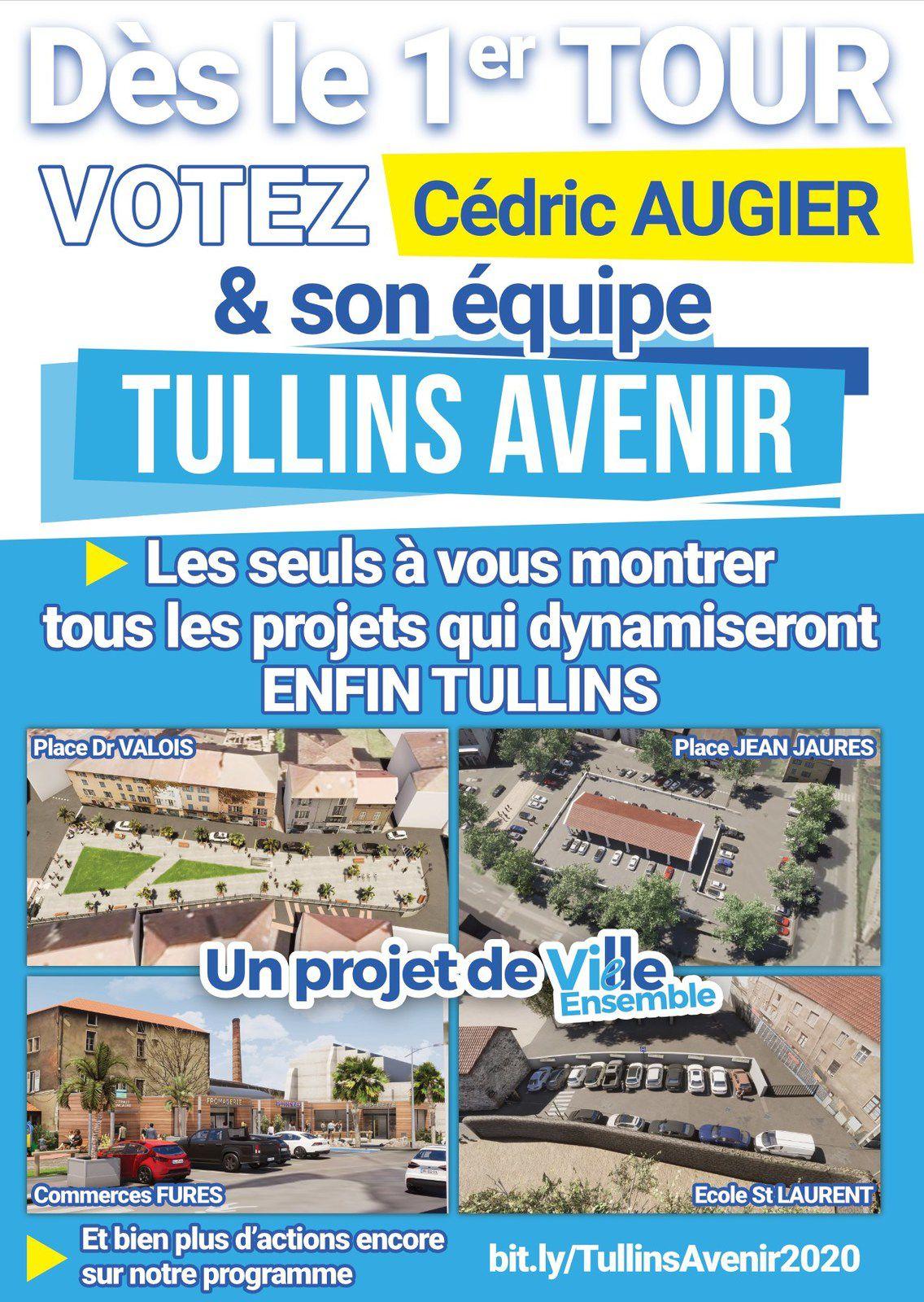 Votez pour des projets étudiés pour redynamiser notre commune