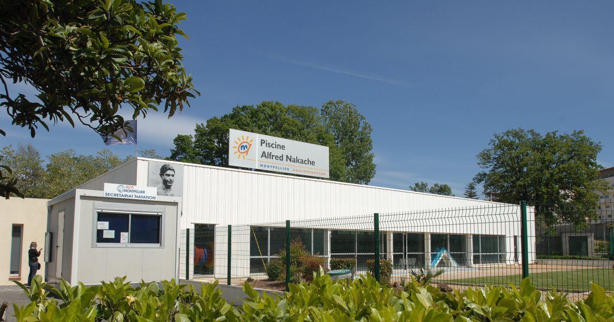 Piscine Nakache à Montpellier