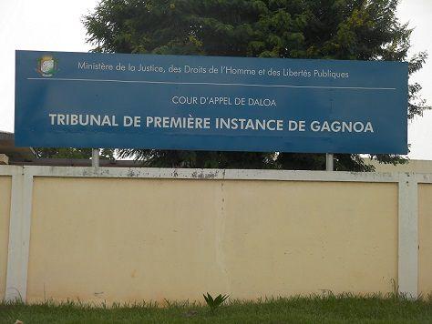 Gagnoa/Outrage à magistrat: Un pasteur délinquant condamné à 12 mois.