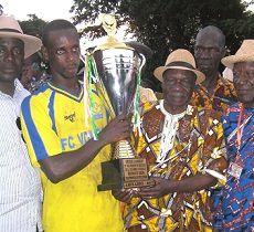 Tournoi de la Paix et de la Cohésion sociale:  FC Digbeugnoa remporte le trophée Gbizié Lambert