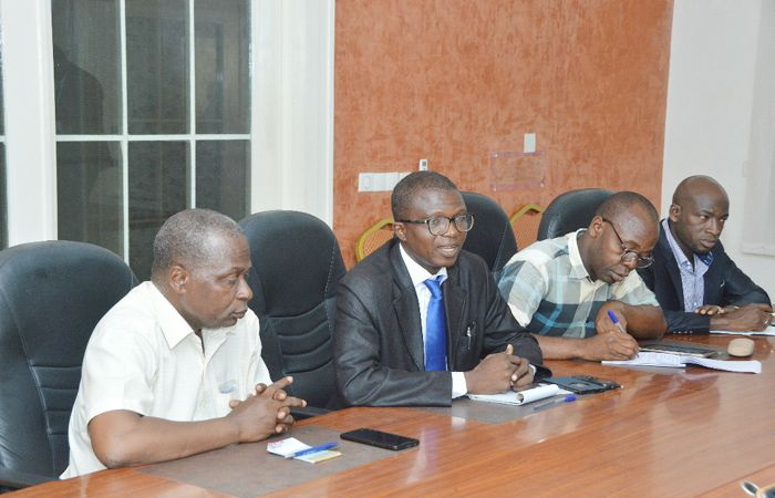 Côte d'Ivoire : le président de la CAIDP salue la démarche de l'UPL-CI et promet son soutien à ses actions